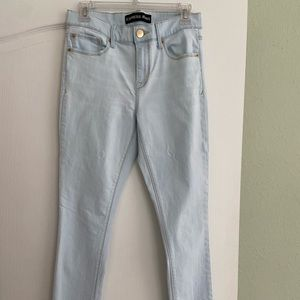 Express Mid Rise Jegging Size 6L/ New no tags